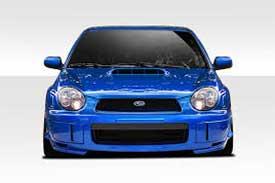 WRX 2002-2007